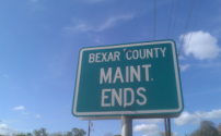 185 bexar sign
