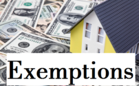 486 Taxes exemptions
