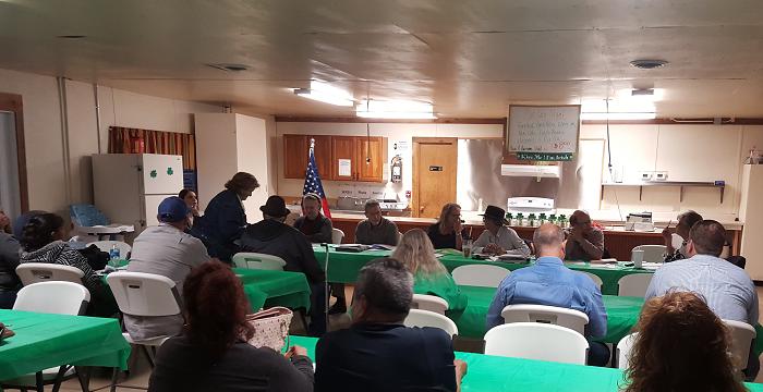 Sandy Oaks City Council March 2016