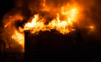 486 house fire